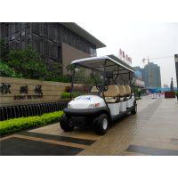 6人座电动高尔夫捡球车A1S6高尔夫会所车四轮电动车出租电动观光车租用