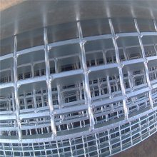 安平旺来供应水电厂专用钢格栅 q235热镀锌钢格栅板 钢格栅厂家