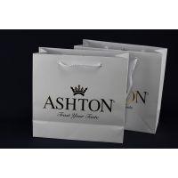 环保纸袋手挽袋烫金手提袋硬纸盒扣底彩盒东莞印刷包装盒厂