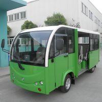 路朗是高端的14座推拉门观光车生产厂 路朗推拉门观光车 高端电动车品质保证