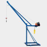 供应起吊高度11-22米的轻型小吊机