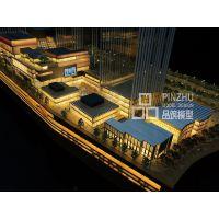 深圳品筑艺术精品华润城1:180专业房地产沙盘建筑盘模型制作