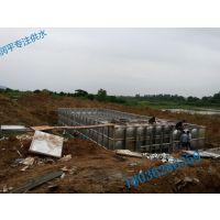 BDF地埋式箱泵一体化給水设备,润平厂家直销