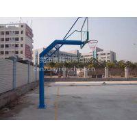 金湾区可移动篮球架仿液压、篮球架单臂移动式、康腾球架厂家