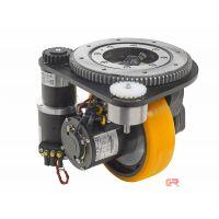 中国一汽 汽车生产线 AGV叉车意大利CFR 卧式驱动轮
