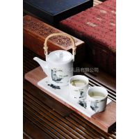 供应西安商务茶具批发,西安商务茶礼定制,西安茶具定制