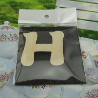木质学习英文字母挂件 小学生学习好帮手 环保材料