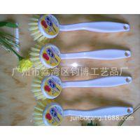 厂家直销日式锅刷优质清洁刷款式新颖的长柄刷特种尼龙毛刷