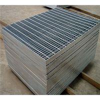 钢格栅板 复合钢格栅板、对插钢格板。