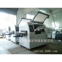 波峰焊设备 小型波峰焊锡机 节能环保 氧化量低 SMT无铅波峰焊设备