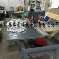 高周波软膜天花焊接机全套半自动快速压膜机