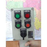 户外立式操作柱两灯两钮