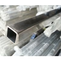 供应316L不锈钢工业管方管20*20*1.8,多少钱一米