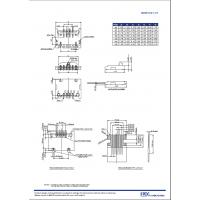 供应 I-PEX FPC 20588-004E-01 连接器及其极细同轴线 现货