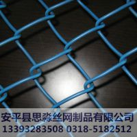 河北思淼专业生产销售镀锌丝勾花网矿用勾花网铁丝网