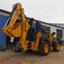 挖掘机两头忙装载机,挖掘深度1.7米价格经济实用值得信赖