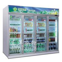 四门展示柜,东洋四门展示柜,广州便利店四门展示柜,江门超市冷藏展示柜