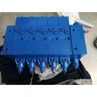 专业供应维修掘进机专用5M4-12-2X/J275YS160M五联多路阀三联/七联