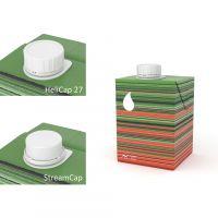 1000ml500ml纸盒无菌砖包装 碳酸饮料果汁饮料盖 lile包装灌装机