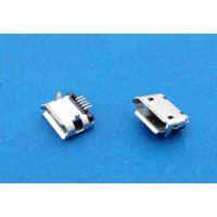 MICRO-5PIN插件5.9加长1.25端子5P加长卷口