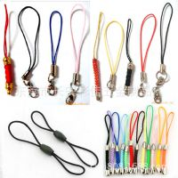 【彩色手机绳批发】胶粒弹力绳 手机吊绳 手机挂绳 手机挂件