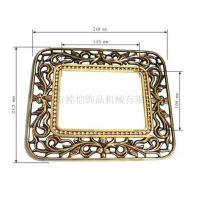 来图来样定做锌合金家具装饰配件 仿古家具五金饰品
