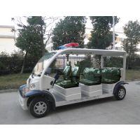 供应电动巡逻车6座可加门