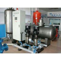什么是一体化双模智能箱式管网叠压给水泵站?