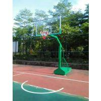 江西吉安有质量好的篮球架买 中小学篮球架安心的厂家 康腾配钢化玻璃板