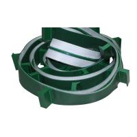 面膜机皮带 PVC加倒L型挡块输送带 挡块输送带