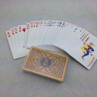 浙江苍南扑克厂,提供扑克牌定做订制,黑芯纸扑克