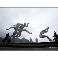 不锈钢雕塑 人物雕塑