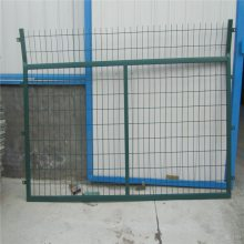 旺来双边护栏网多少钱 绿化带护栏网 山林围网