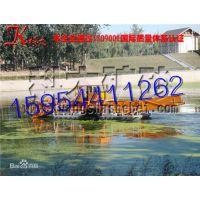 河南水草清理机械 青州割草船厂家 水草打捞船