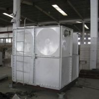 安宁玻璃钢水箱制造 安宁玻璃钢水箱生产工厂 RJ-B69