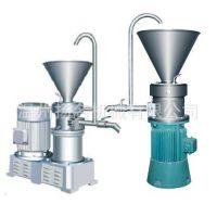 供应胶体磨/磨浆机/豆制品加工设备/黄豆磨浆机/胶