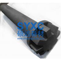 邢台石墨转子|生产厂家|硕远新材 固定碳:99.996%