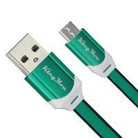kingyou康友Micro USB安卓通用数据线生产厂家