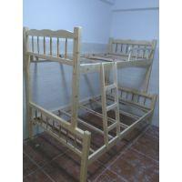 武汉欧胜诺供应全松木上下铺实木双层床 学生宿舍员工上下床 高低床