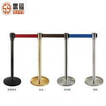 深圳l思镒金属定做高品质质量的不锈钢伸缩排队栏杆座