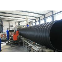 湖南HDPE聚乙烯钢带增强螺旋波纹管