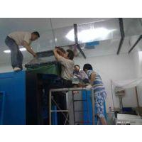 福州厨房排烟风机维修安装 通风管道设计制作