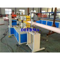 pvc管生产设备_pvc管生产_德尔玛塑机