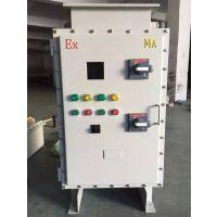 浙江进申BXK304不锈钢非标防爆控制柜配电柜