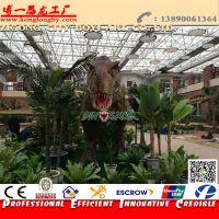 恐龙制作厂家|恐龙工厂|大型恐龙模型