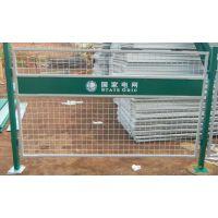 国家电网项目专用钢丝网围栏 变电站重点区域隔离带 武汉护栏厂家直销