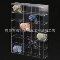 厂家直销新款透明有机玻璃陈列架 压克力商品架 亚克力陈列柜