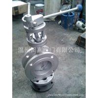 温州电厂手动风门, 高品质,电动、手动调节圆门  非标特种定做