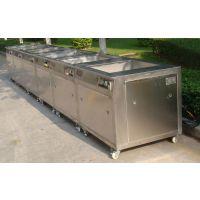 高价大量回收二手超声波清洗机  五金件清洗机