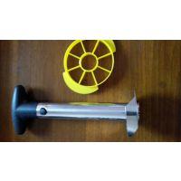 不锈钢菠萝削皮取芯器 菠萝刀 菠萝切片器 厨房工具 厨房用品